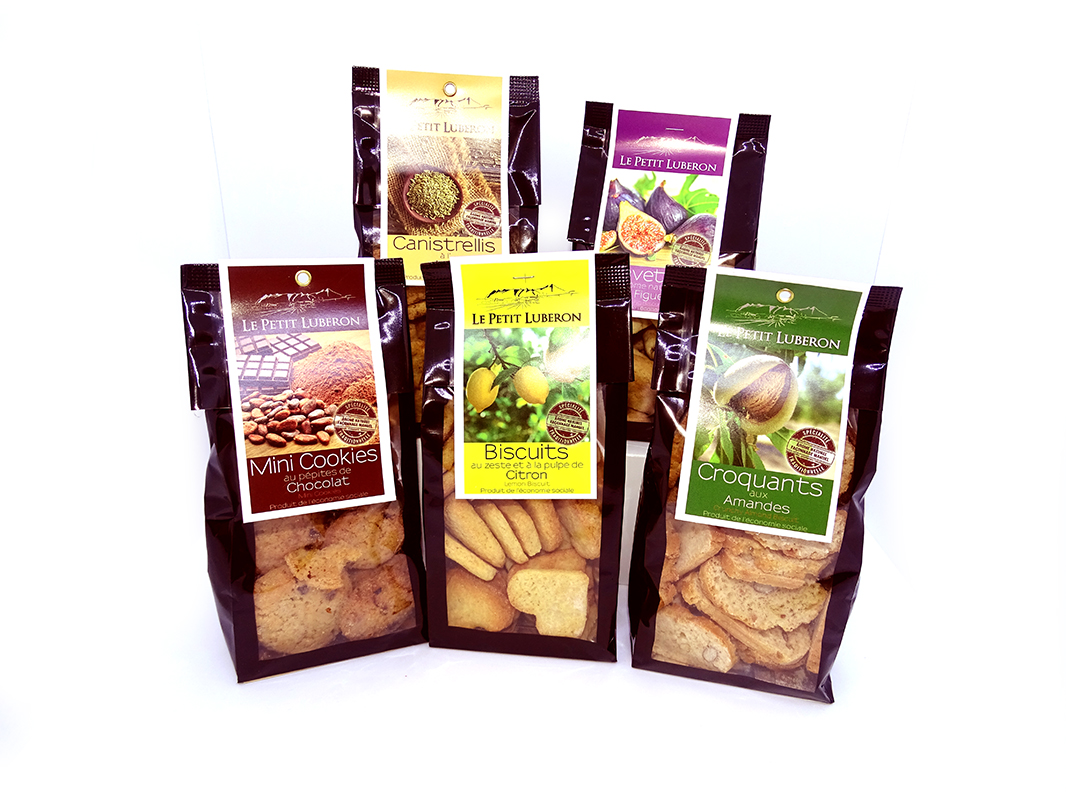 Biscuits - Chocolaterie Janin